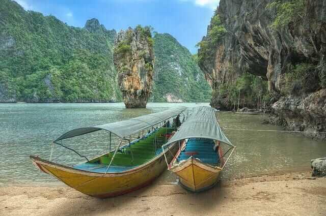 Thailand spirituele reis