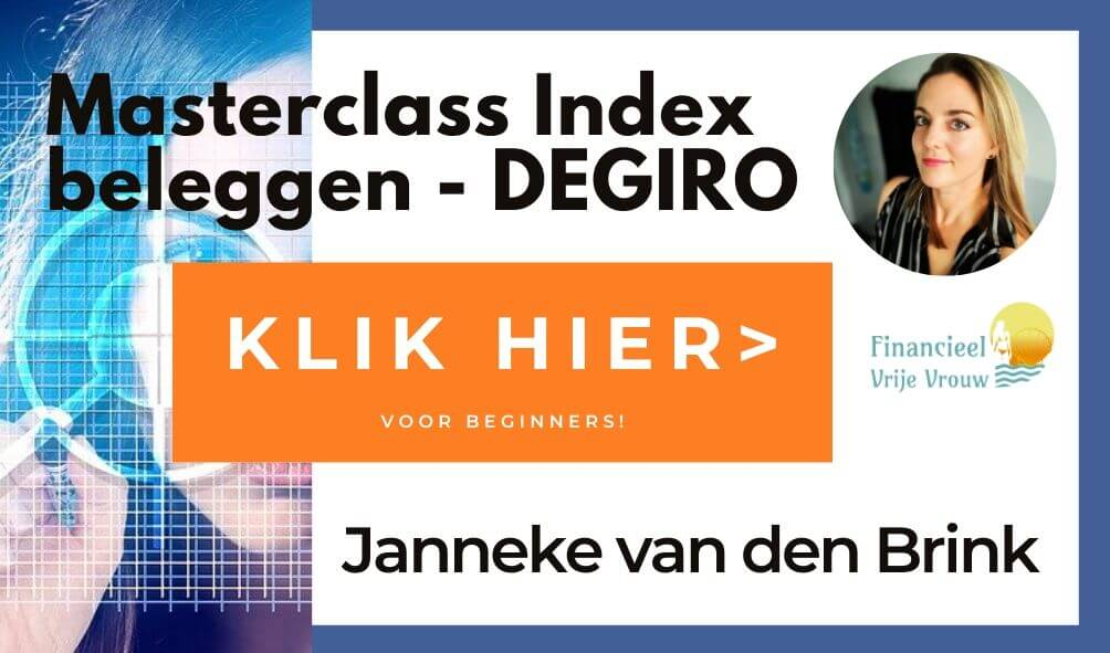 Masterclass Index beleggen